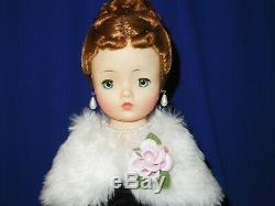 Lovely 1950's Madame Alexander 20 Cissy doll tagged outfit