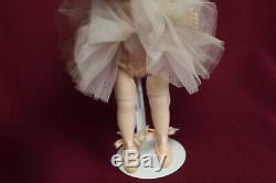 MADAME ALEXANDER 1950's Blonde Cissette Doll Tagged Ballerina Outfit