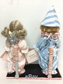 MADAME ALEXANDER 8 DOLLS CLARA & BELLE from 55th UFDC CONVENTION (LE's)