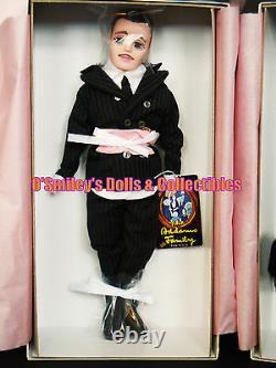 MADAME ALEXANDER ADDAMS FAMILY THEATRE 10 Halloween MORTICIA & GOMEZ 62115 NRFB