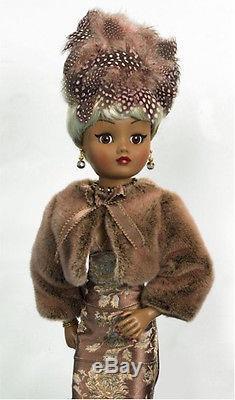 MADAME ALEXANDER African-American Vanity Affair Cissy