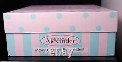 MADAME ALEXANDER CISSETTE RESPLENDENT-MADC 10 DOLL-LE of 100-NRFB-HTF 28600