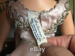 MADAME ALEXANDER HARD PLASTIC DOLL VINTAGE NINA BALLERINA 1 Owner, Stored 60YRS