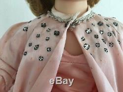 MADAME ALEXANDER Lady Churchill, Pink Regalia Outfit Ex Cond Margaret Face