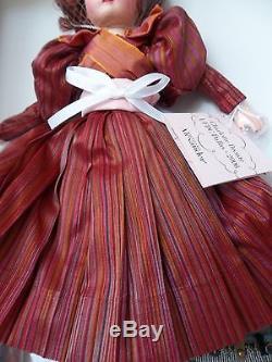MIB Madame Alexander 2006 UFDC Dallas Charlotte Bronte LE 199/200
