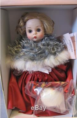 MIB Madame Alexander 2012 MADC Club Godey Lady LE 214/285 66270