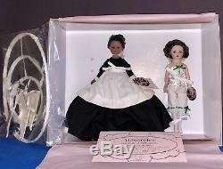 Madame Alexander 10 Dolls Scarlett and Mammy (Set of Two Dolls) 48160 NRFB