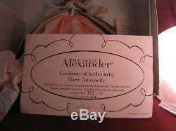 Madame Alexander 10 Marie Antoinette Doll