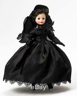 Madame Alexander 10'' SCARLETT IN MOURNING 50265 Gone With The Wind