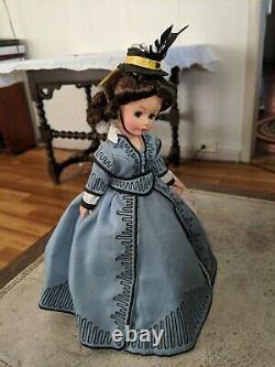 Madame Alexander 10 Shanty Town Scarlett O'Hara Doll Limited Edition