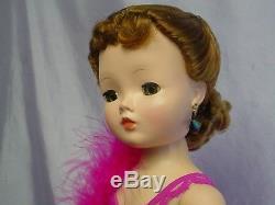Madame Alexander 1950's Auburn CISSY Doll 20 GORGEOUS