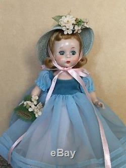 Madame Alexander 1953 Alexander-kins Blue Danube SLW 8 Beautiful Mint Condition
