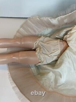 Madame Alexander 20 Blonde Cissy Doll Blue Dress 1950s Plz Read Description