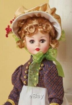 Madame Alexander 2020 PRIDE & PREJUDICE 10 Cissette Doll withStand 76290 NEW