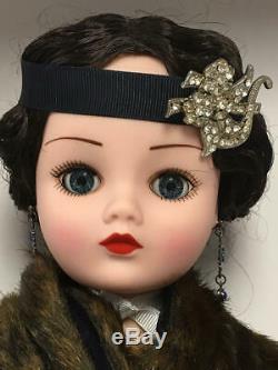 Madame Alexander 21 Cissy 1923 Doll 66540 Vhtf! 48/125 W Children & Fur Stole