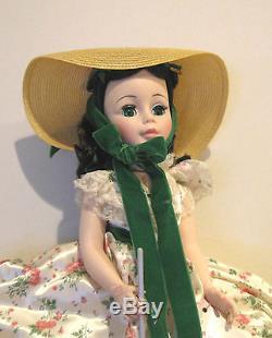 Madame Alexander 21 Doll SCARLETT # 2255 in Box