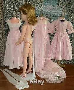 Madame Alexander (3 Tag Clothes Free) 19 20 Vintage Cissy Lovely Doll