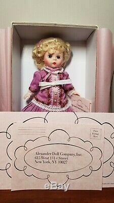 Madame Alexander 8 CU Alcott's Daisy