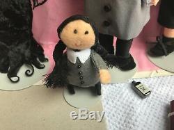 Madame Alexander 8 Doll Adams Family Set 31130 Hollywood Favorites