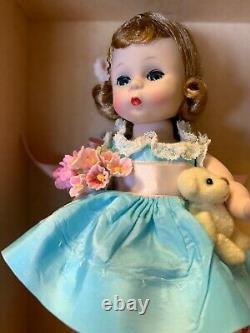 Madame Alexander 8 inch Wendy Kins MIB. 1956