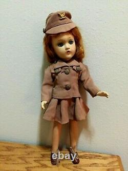 Madame Alexander ARMED FORCES DOLL WAAC, 1942
