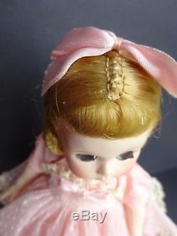 Madame Alexander Alexander-kins Doll Wendy Loves Pinafores- Factory Dressed