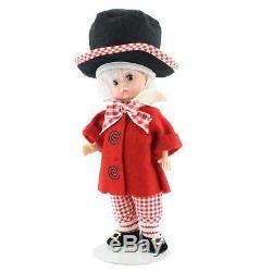 Madame Alexander Alice In Wonderland Lot Of 10 Dolls With Original Boxes