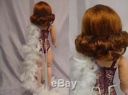 Madame Alexander Auburn CISSY Doll 20 GORGROUS
