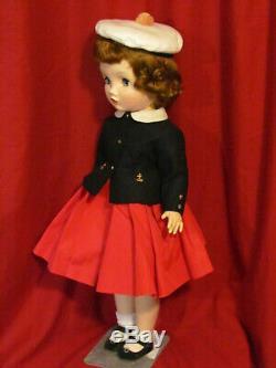 Madame Alexander BINNIE WALKER 24 All Original Mint Circa 1950 doll