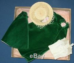 Madame Alexander Box Outfit Coat Hat Top Skirt For A Cissy 20 21 Doll