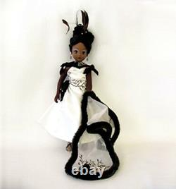 Madame Alexander Cafe Rose Ivory Cocktail Dress African American CISSY DOLL MIB