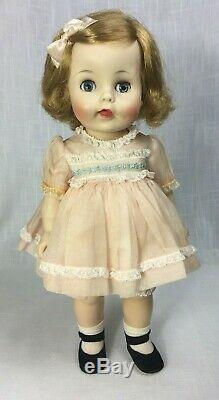 Madame Alexander Caroline Kennedy Doll Vintage 1961 All Original Tagged Outfit
