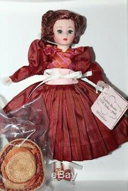 Madame Alexander Cissette Doll Charlotte Bronte UFDC Dallas 2006 LE NRFB 10