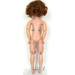 Madame Alexander Cissy Doll Early Painted Hard Plastic for Repair TLC Parts