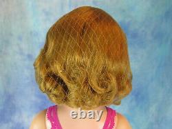 Madame Alexander Cissy Doll Golden Blonde NM Early Cissy
