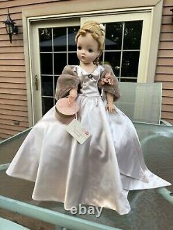 Madame Alexander Cissy Doll In Tagged All Original Outfit 1956