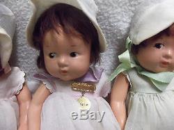 Madame Alexander Dionne Quintuplet Dolls