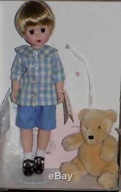 Madame Alexander Disney Christopher Robin & Pooh Bear Limited Edition 47455