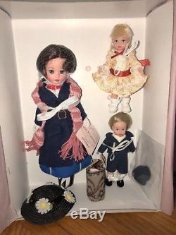 Madame Alexander Disney Mary Poppins Doll Set 38380 Jane & Michael Banks 2004
