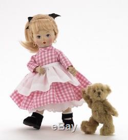 Madame Alexander Doll 36930 Edith The Lonely Doll Woodkin LE750 NIB