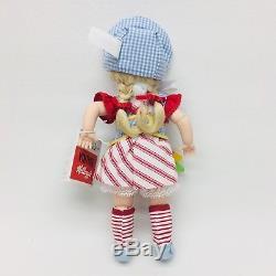 Madame Alexander Doll 46100 Vintage Kellogg's Sweetheart Retired 4pc 8 NIB