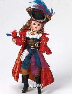 Madame Alexander Doll 48785 Captivating Swashbuckler Cissette Shadow 10 NIB