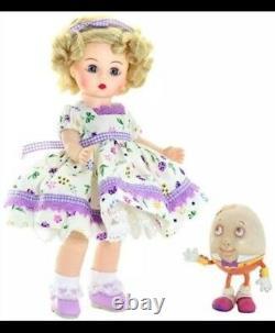 Madame Alexander Doll, 8 Wendy Loves Humpty Dumpty #50570 Mint in Box