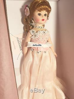 Madame Alexander Doll CATHERINE GREY Mystery Shadow Collector Cissette 10 NRFB