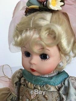 Madame Alexander Doll COURTYARD # 38840 HTF Platinum Edition Box