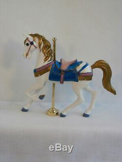 Madame Alexander Doll Carousel Melody 8 Doll & Pony Now Sold Out