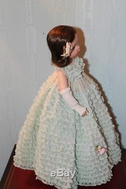 Madame Alexander ESTATE SALE EXCELLENT condition 1964 Elise Ruffles & Rosebuds