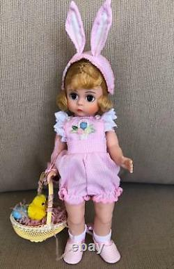 Madame Alexander Easter Bunny /child At Heart/ Le / 1991