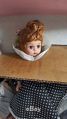 Madame Alexander I LOVE LUCY Collection Doll Set #79551 FAO Schwarz Exclusive