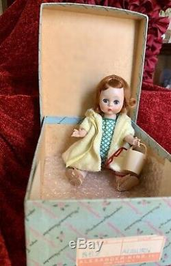 Madame Alexander Kins Doll Slw Beach Outfit 562 With Original Box